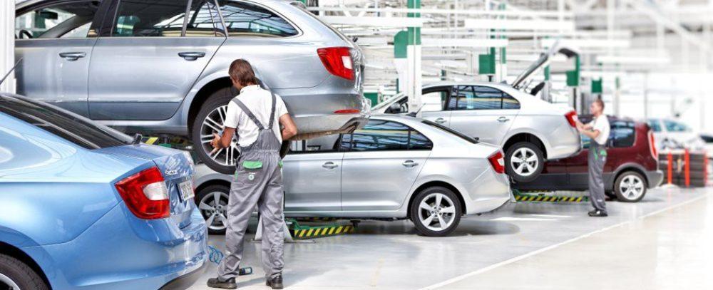 Kolik stojí garanční prohlídka Škoda Octavia